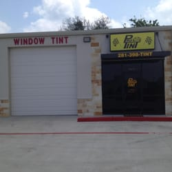 Pro Tint - Windshield Repair - Auto Glass Services - 18703 Clay Rd ...