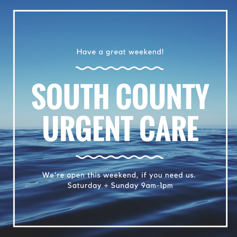 South County Urgent Care