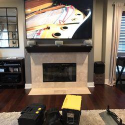 Pro TV Wall Mount Installation - 84 Photos & 65 Reviews - TV ...