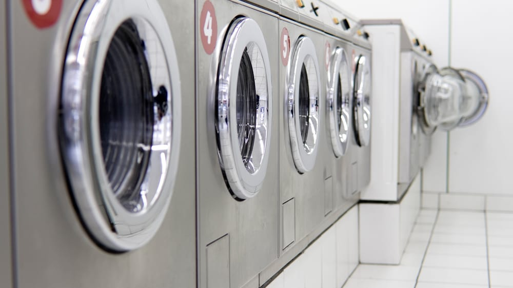 Southside Laundry: 2402 Grand Rd, Carthage, MO
