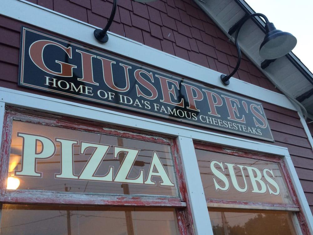 Giuseppe's Pizzeria & Cafe: 591 Main St, Sterling, NY