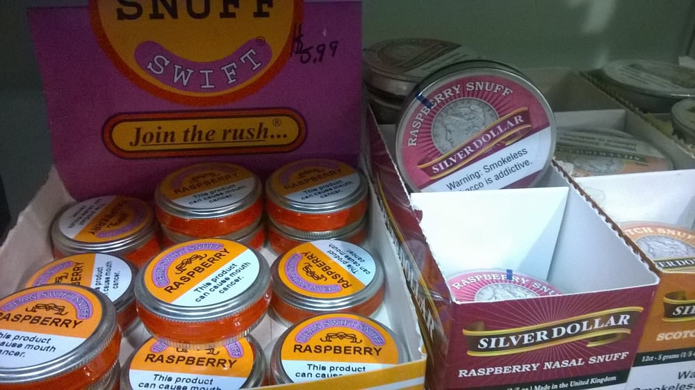 Nasal Snuff, all flavors - Yelp