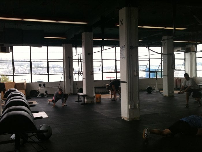 The lab strength conditioning reviews interval