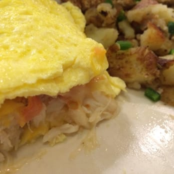 Fresh Crab Omelette Recipes — Dishmaps