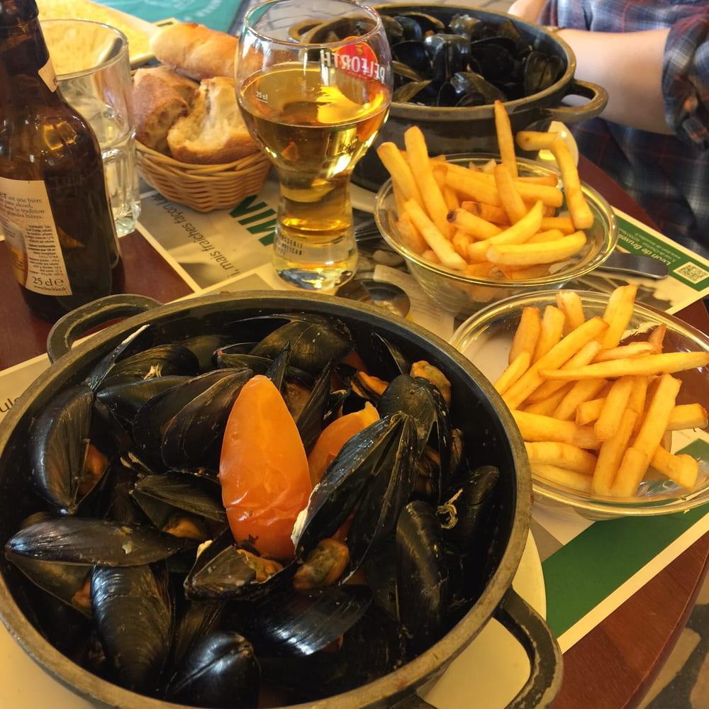 Leon Restaurant Menu Paris