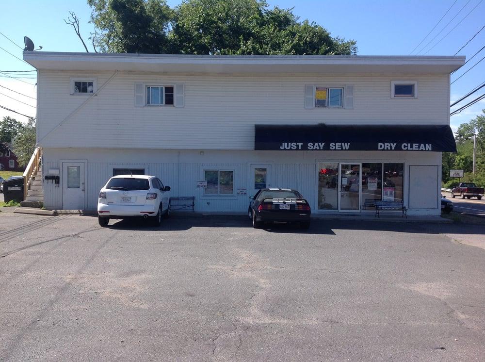 Just Say Sew Dry Clean: 1332 Washington St, Abington, MA