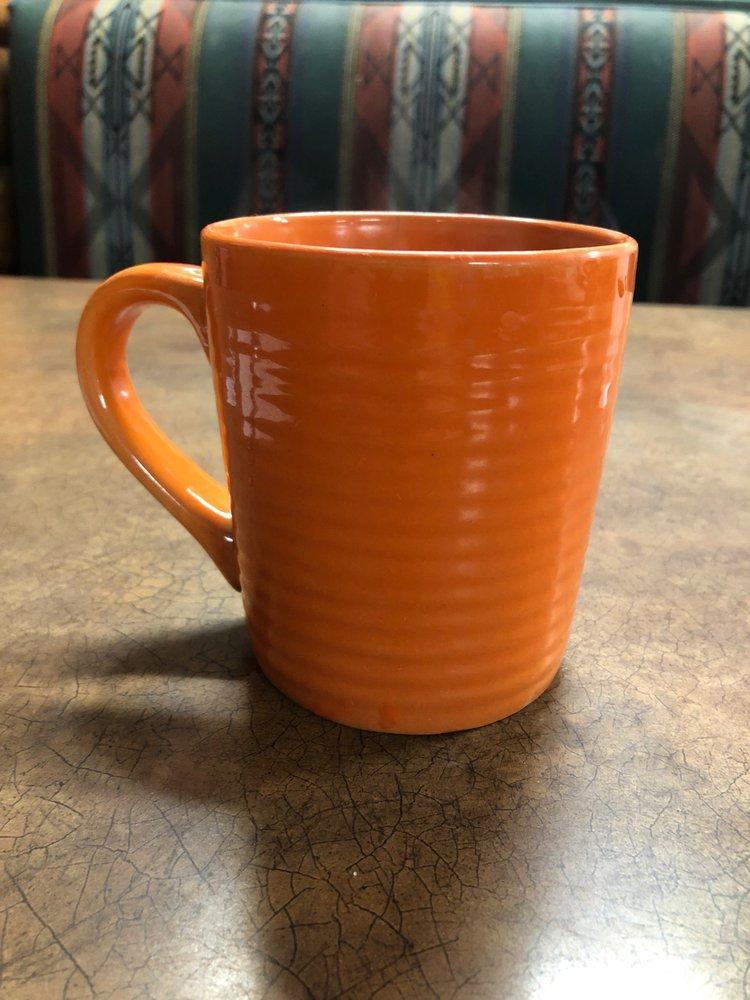 Bairds Lakeside Cafe: 245971 E County Rd 620, Canton, OK