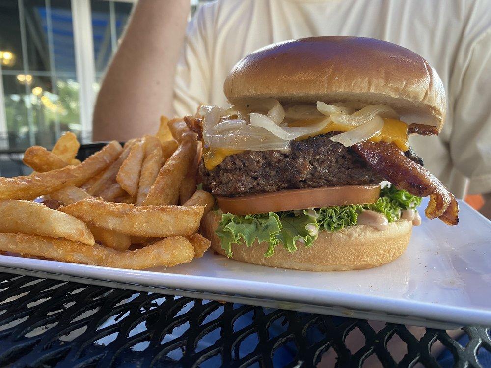 YROC Coastal Bar & Grill: 8109 Yacht Haven Rd, Gloucester Point, VA