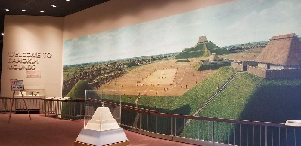 Cahokia Mounds Museum Shop - Arts & Crafts - 30 Ramey St