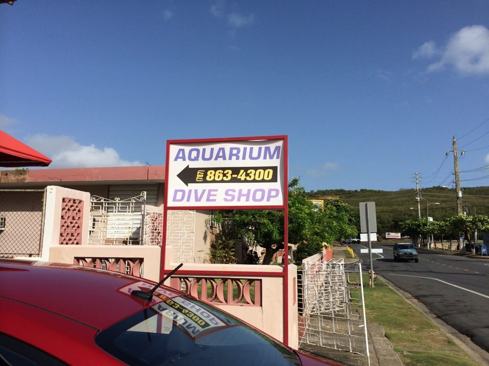 Puerto Rico Diver Supply: Calle A E-6 Sta Isidra III, Fajardo, PR