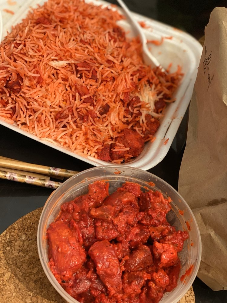 Food from Ghareeb Nawaz
