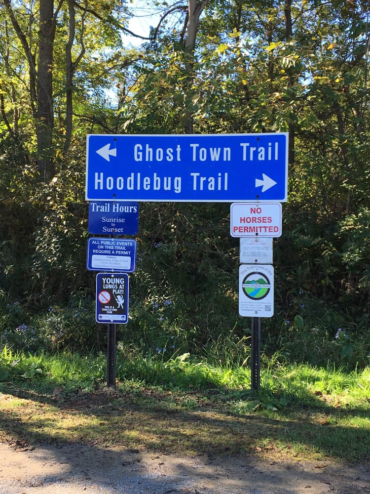 Ghost Town Trail: Black Lick, PA