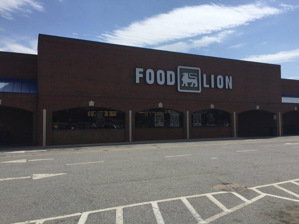 Food Lion: 11 Dunlop Vlg, Colonial Heights, VA