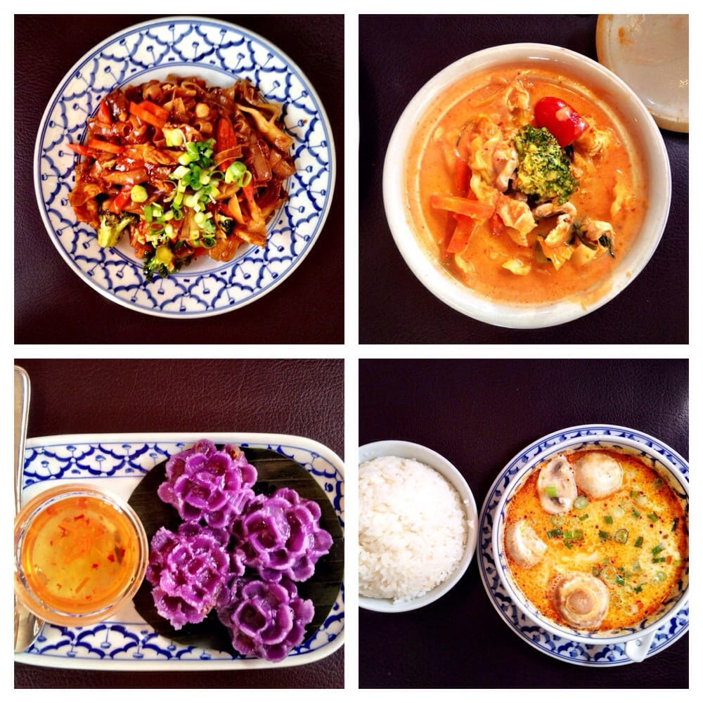Thai Pagoda Restaurant Canmore Ab