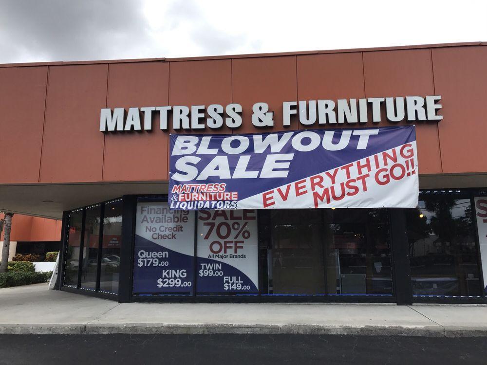 Mattress Furniture Liquidators 32 13 5145 N University Dr Lauderhill Fl