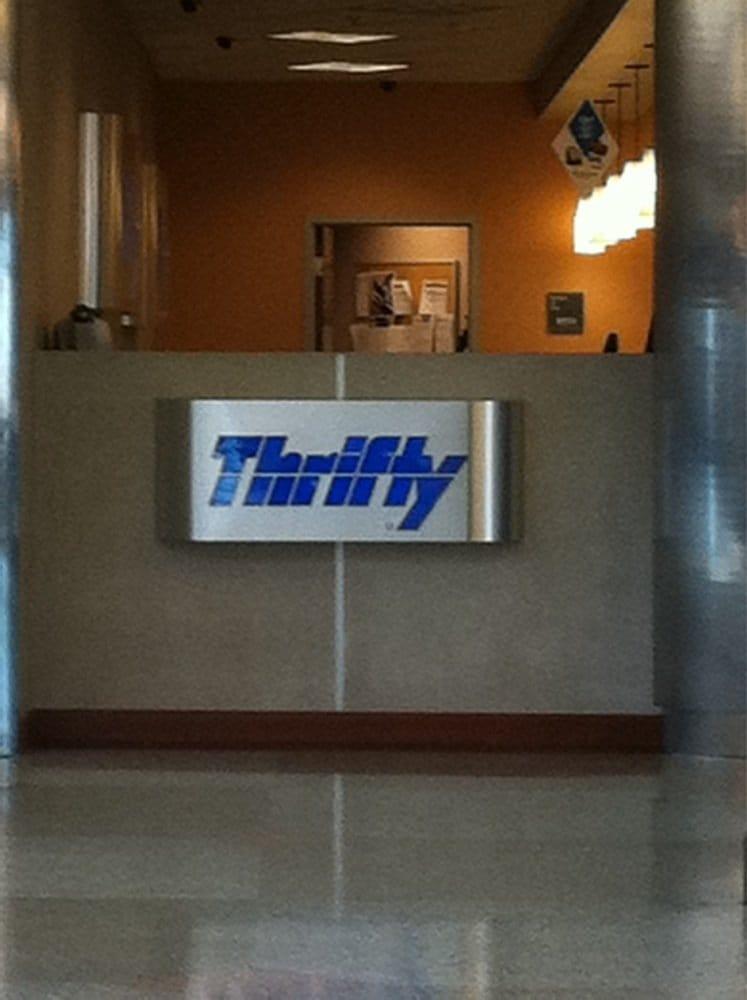 Thrifty Car Rental In Kansas City Mo