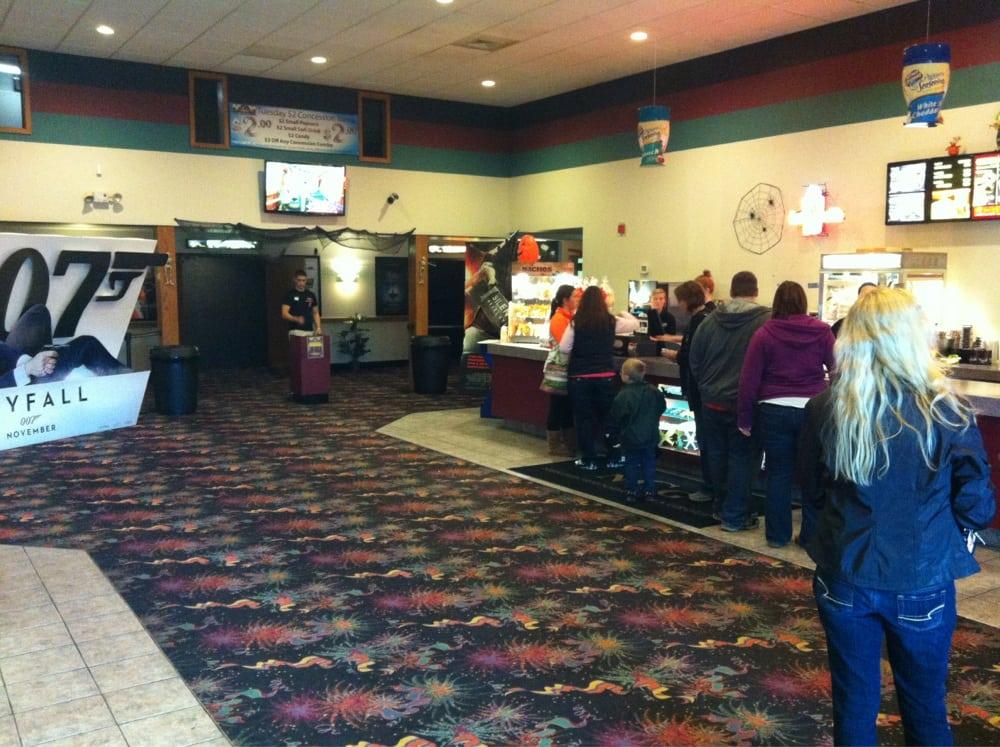 NCG Greenville Cinemas: 1500 N Lafayette St, Greenville, MI