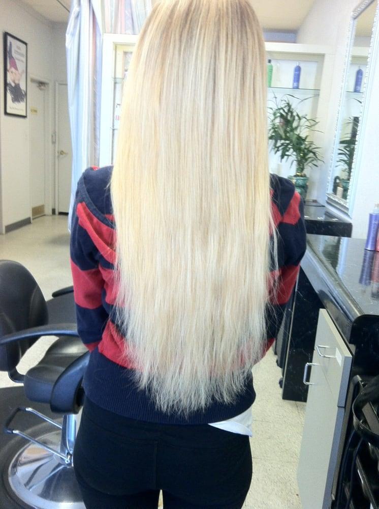 Elaines hair extension salon training 13 photos 10 - Hair salon extensions ...