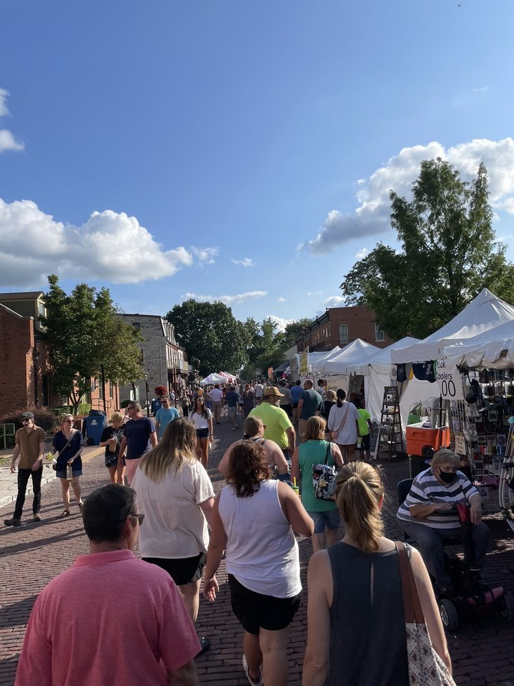 Festival of the Little Hills: 500 S Riverside Dr, Saint Charles, MO