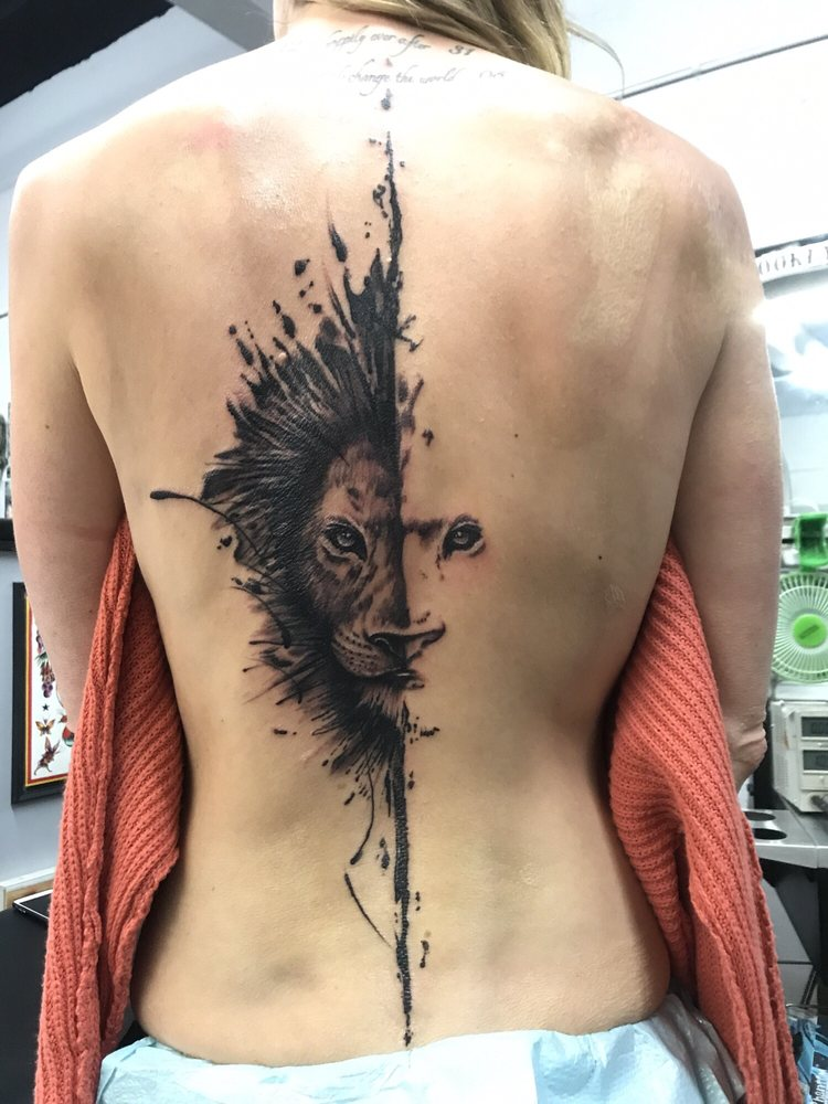 Outrageous Tattoos: 836 S Congress Ave, West Palm Beach, FL