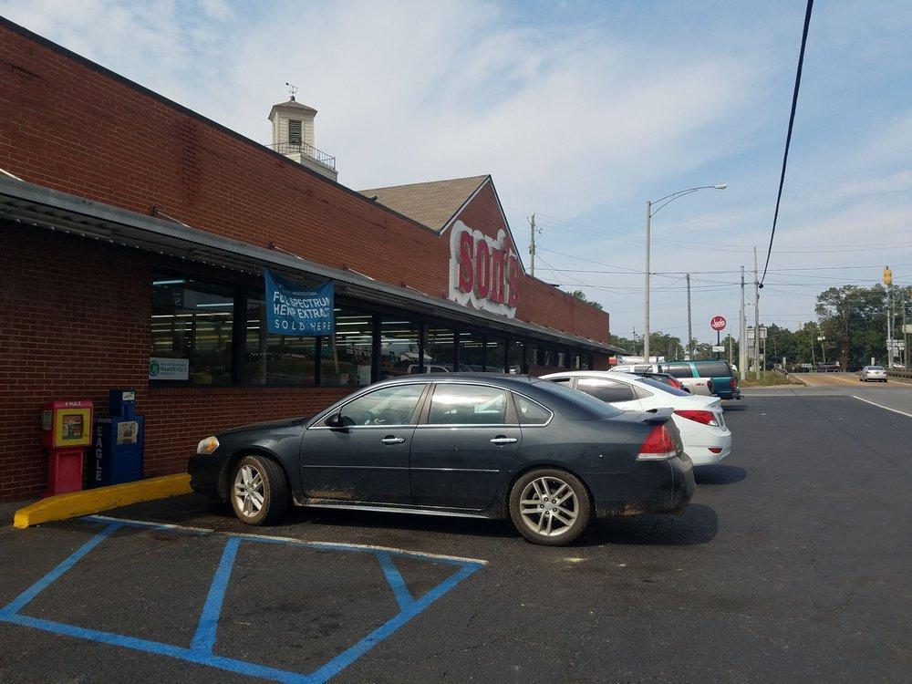Son's Super Market: 400 9th Ave, Jasper, AL