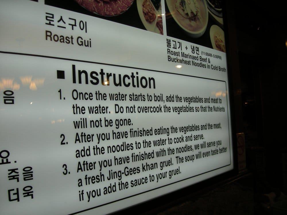 Seoul Garden Restaurant Los Angeles Ca