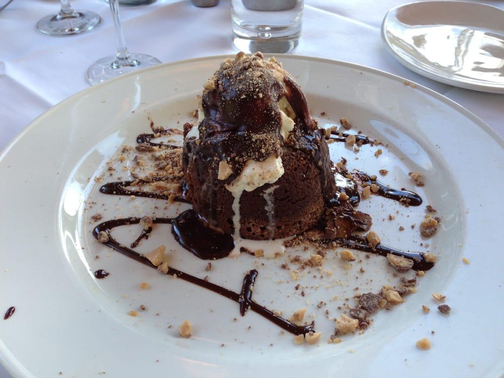 Chart house hot chocolate lava cake recipe