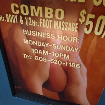 Asian massage review simi valley