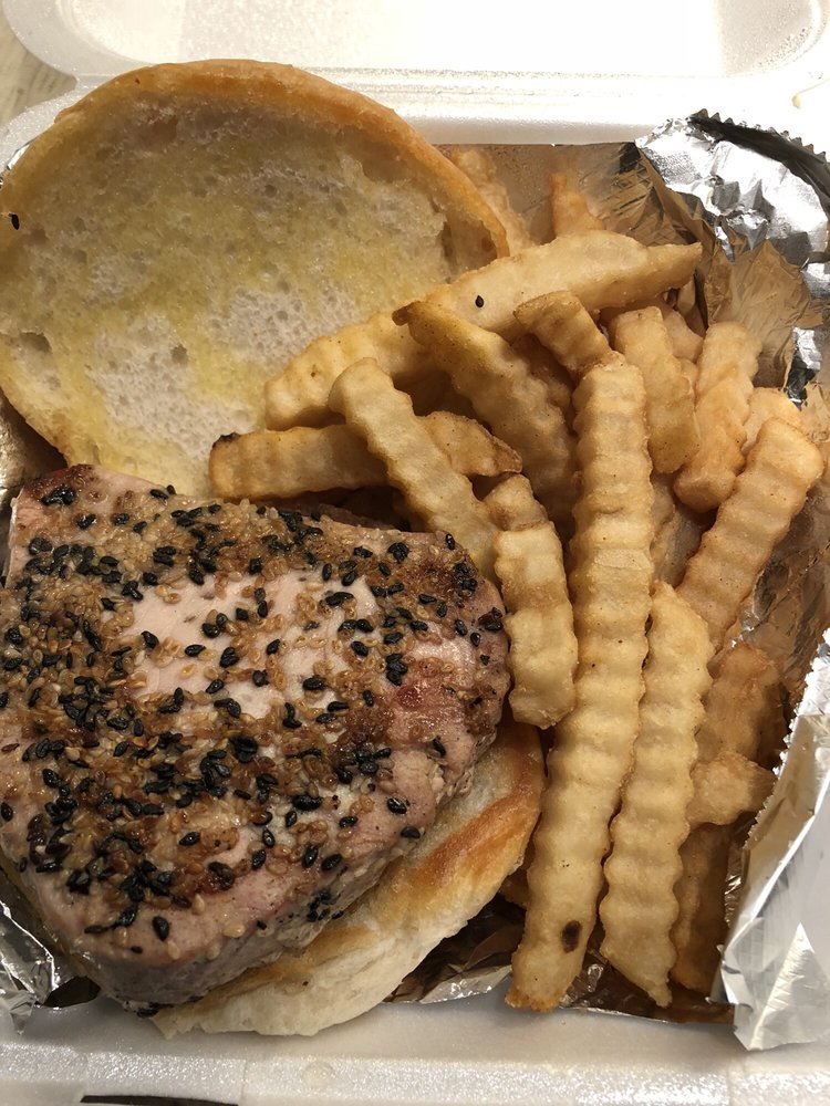 Food from Sharkys