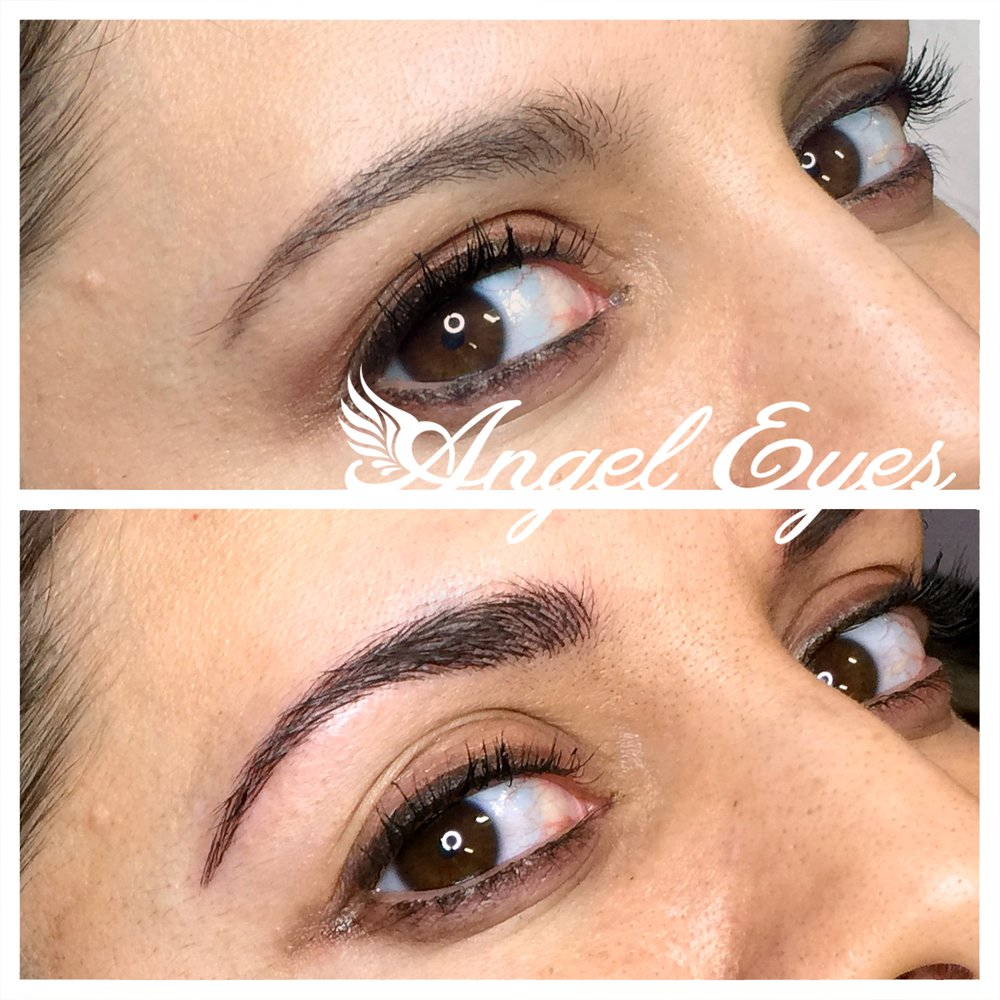 Angel Eyes Lash Brow 15 Photos Permanent Makeup 6046