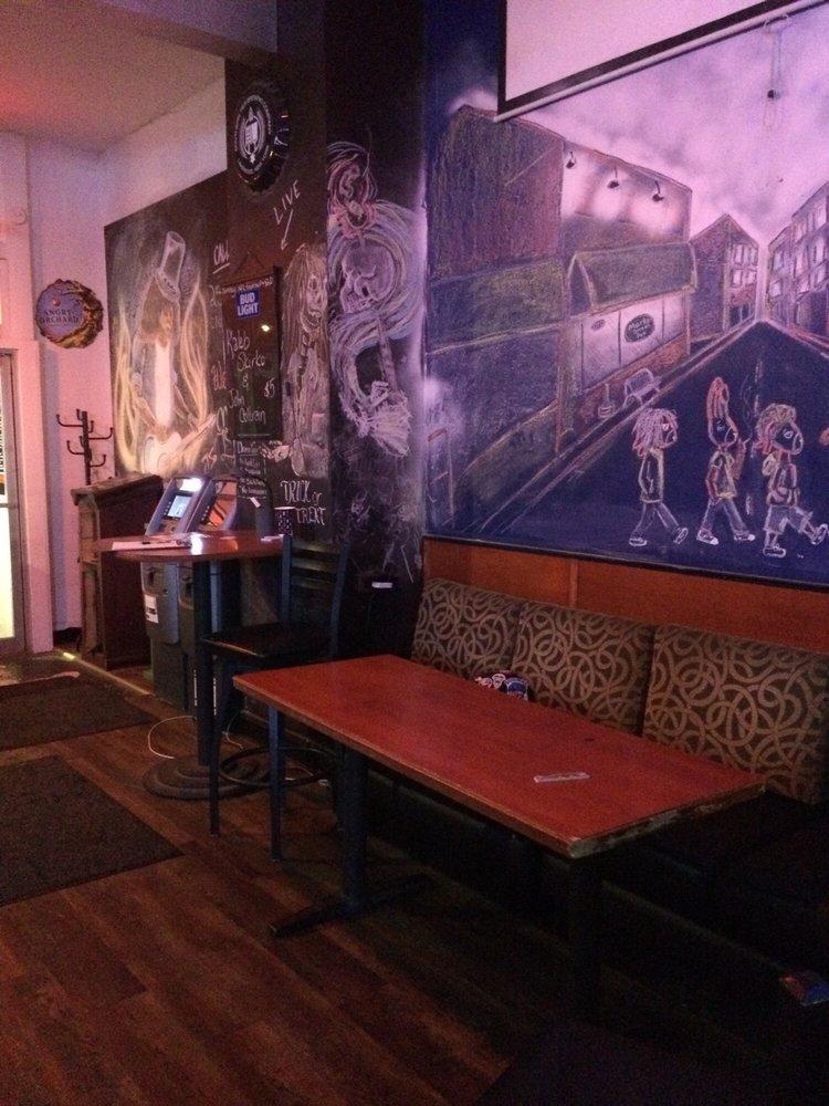 Market Street Pub: 143 N Market St, Washington, NC