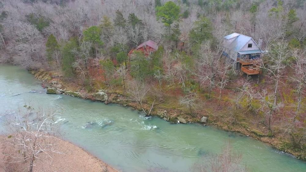 River View Cabins & Canoes: 92 W Riverview, Oden, AR