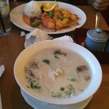 Thai Restaurant In Waterford Lakes Orlando