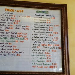 Photo of Hawaii Nails - Canoga Park, CA, United States. new prices as