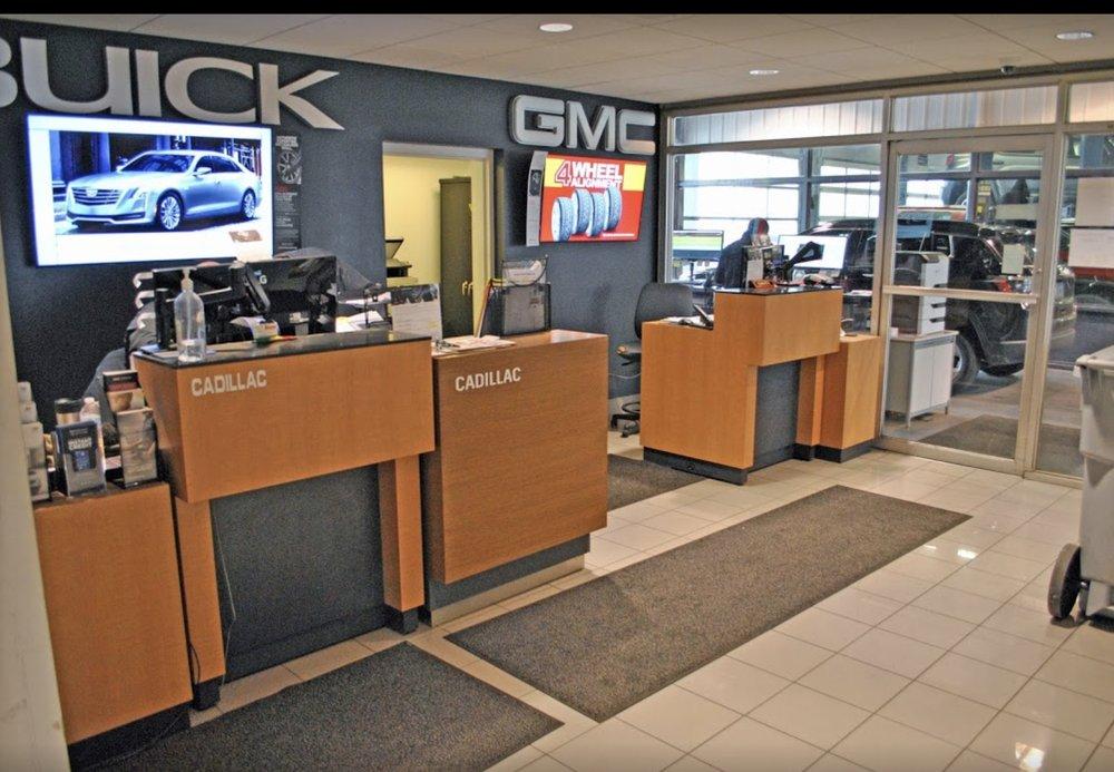 Blaise Alexander Buick GMC Cadillac: 508 Susquehanna Blvd, Hazle Township, PA