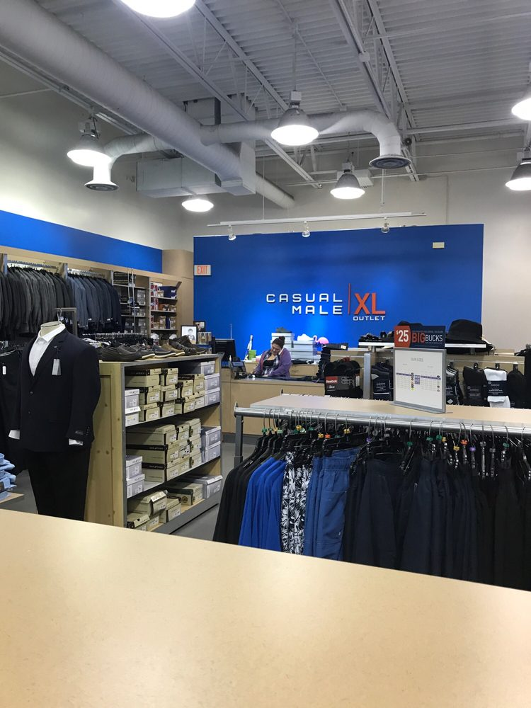 Casual Male XL Outlet 622 Linmar Ln Johnson Creek WI