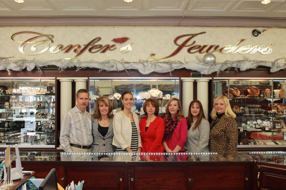 Confer's Jewelers: 100 N Allegheny St, Bellefonte, PA