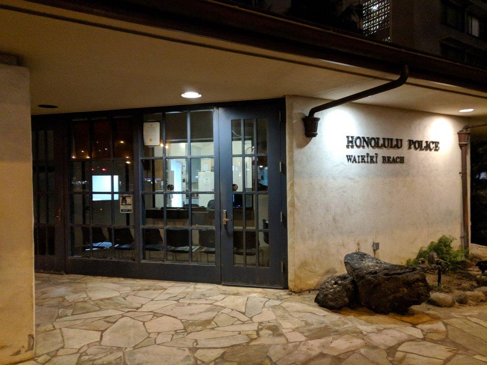 Waikiki Police Station