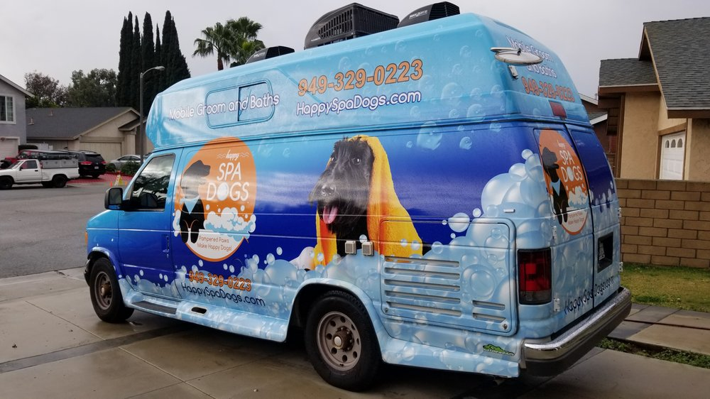 Happy Spa Dogs Mobile Grooming