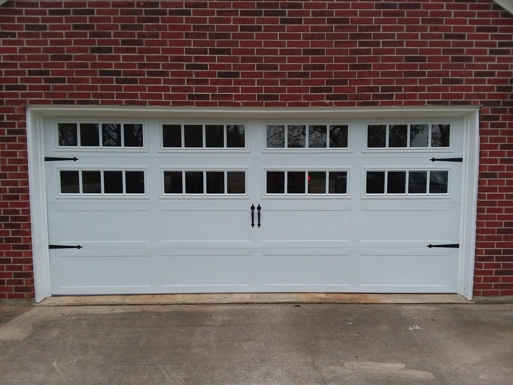 Currey Garage Doors & Electric Gates: 9157 County Rd 474, Marquez, TX