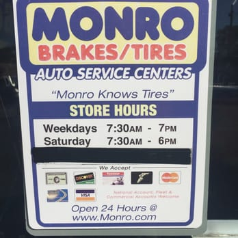 About Monro Muffler Brake & Service. Headquartered in Rochester, New York, Monro serves all of the Mid-Atlantic and New England states and portions of the Great Lakes, Midwest and Southeast.
