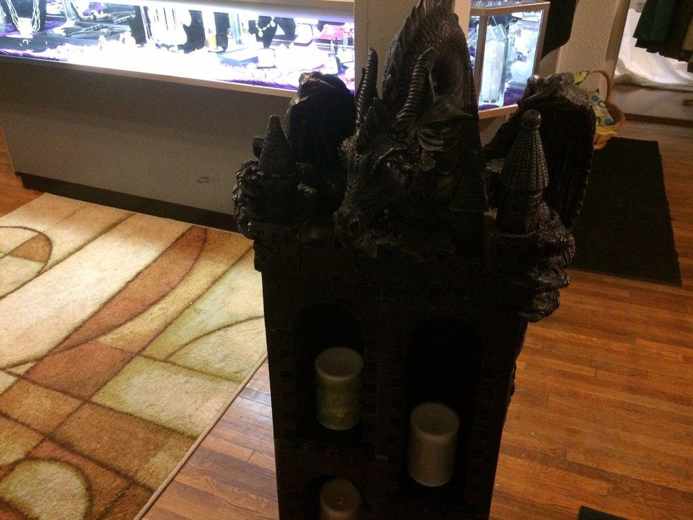Crystal Lotus Shoppe: 89 Olde Main Plaza, Saint Albans, WV
