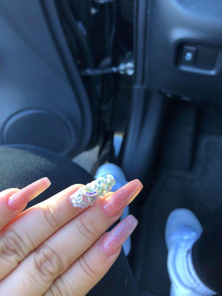 Golden Nails Spa: 1815 E Southern Ave, Tempe, AZ