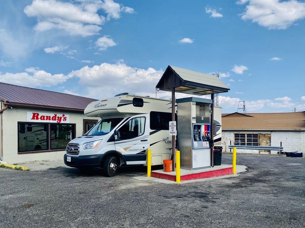 Randy's Service: 5 E Main St, Emery, UT