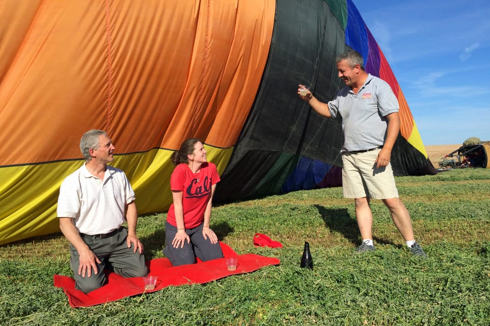 Equinox Hot Air Balloon Rides: Goodyear, AZ