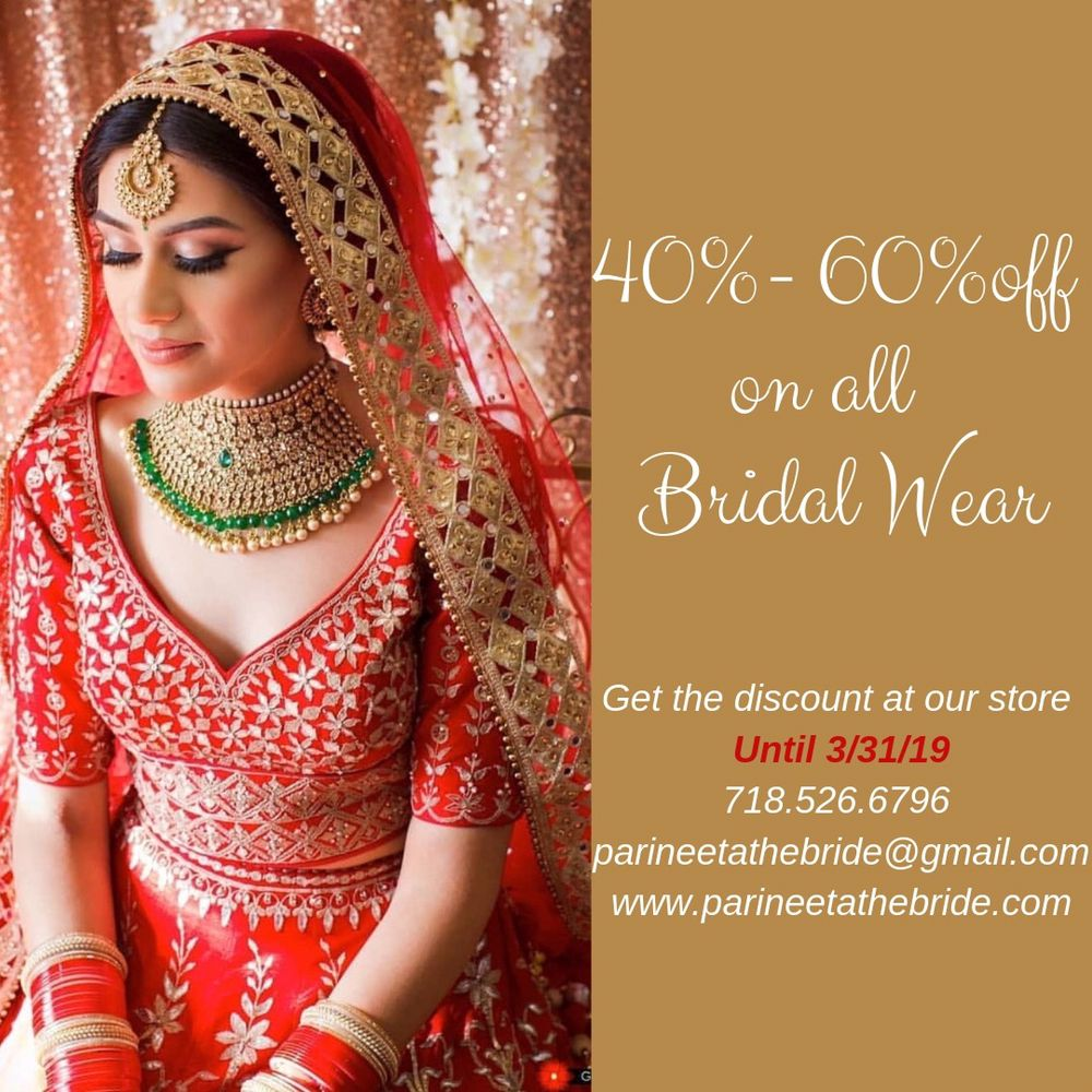 Parineeta the Bride: 16706 Hillside Ave, Jamaica, NY