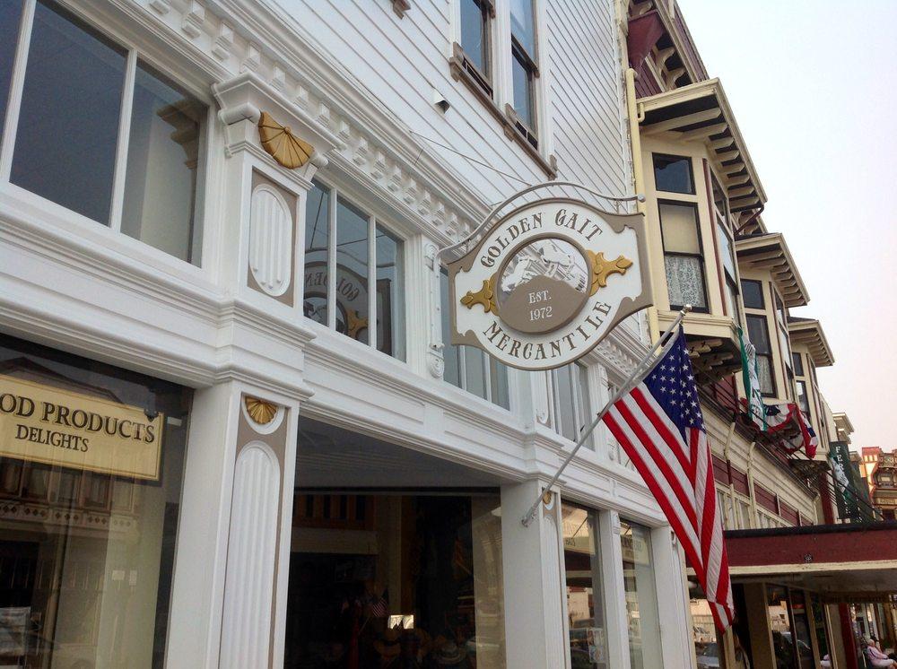 Golden Gait Mercantile: 421 Main St, Ferndale, CA
