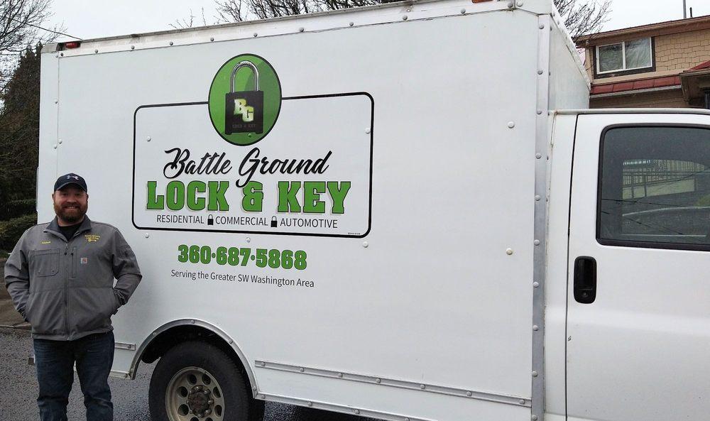 Battle Ground Lock & Key: 22420 NE 50th Ave, Battle Ground, WA