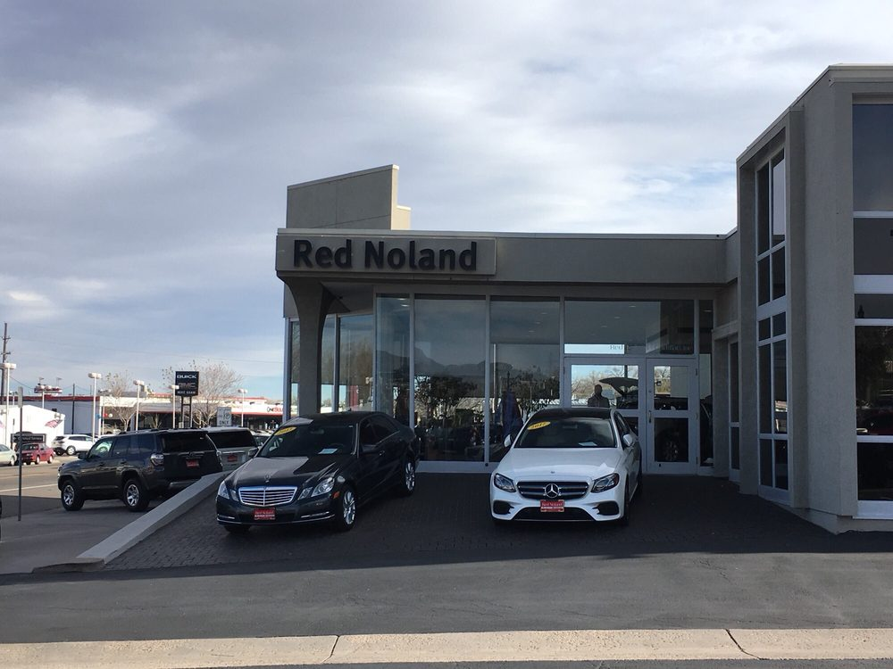 red noland pre owned used car dealers 1260 motor city