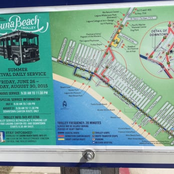 Laguna Beach Trolley 30 Photos 24 Reviews Public